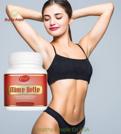 "Mince Belle Caps ""Get Natural Beauty and Fight Excess Weight"""
