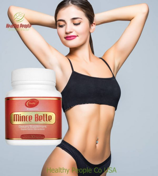 """Mince Belle Caps """"Get Natural Beauty and Fight Excess Weight"""""""