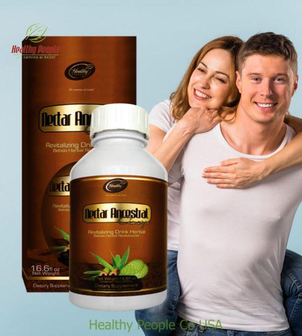 """NECTAR ANCESTRAL -500ml. """"Aloe Extract and Millennium Health!"""""""