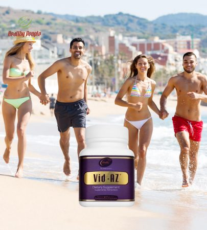"Vid-AZ ""Energy and Vitality to Give 100%!"""