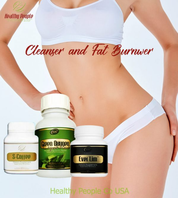 OUR BEST CLEANSER AND FAT BURNER [EVERLIM S COFFEE AND GREEN OXY]